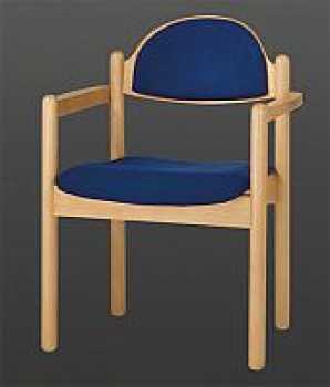 kirchenausstattung online kaufen roki kirchen online shop gemeindestuhl arca 148a 08 mit. Black Bedroom Furniture Sets. Home Design Ideas
